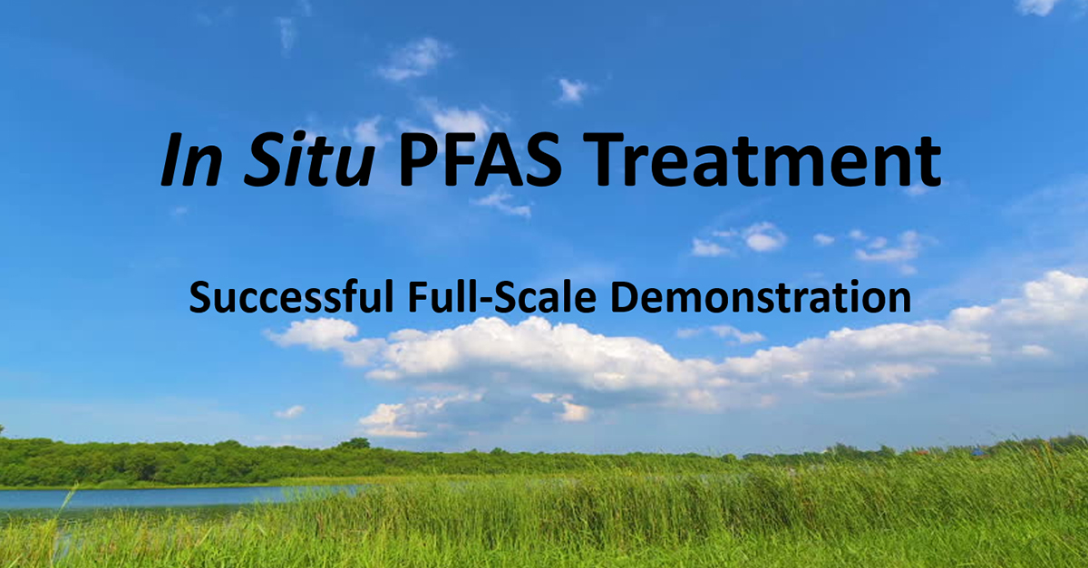 pfas treatment