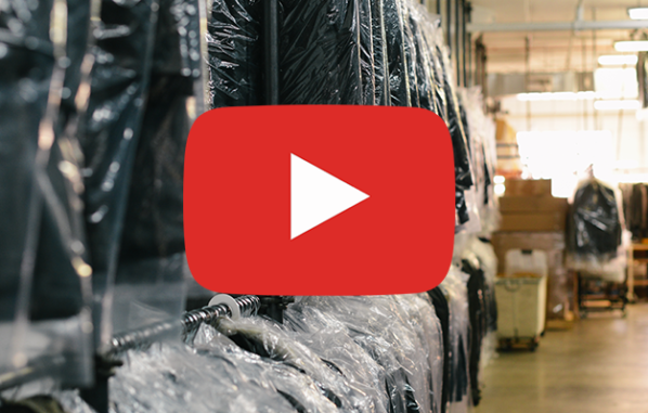 dry cleaner video