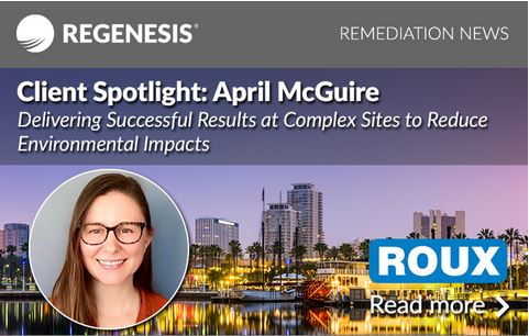 April McGuire: Project Engineer for Roux